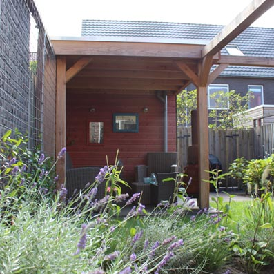 Particuliere tuin Elst